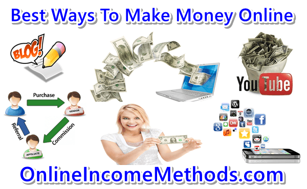 Top 10 Best Ways to Make Money Online From Internet in 2016 - Top 10 Ways To Make Money Online from Internet