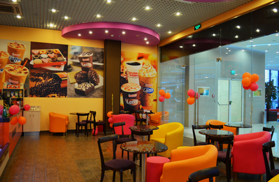 франшиза «Dunkin' Donuts»