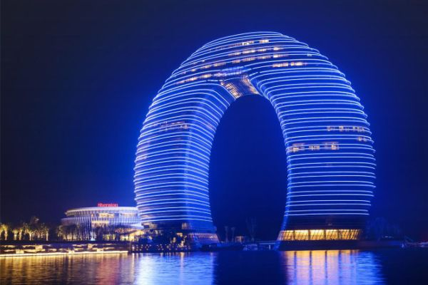 Sheraton Huzhou Hot Spring Resort 1