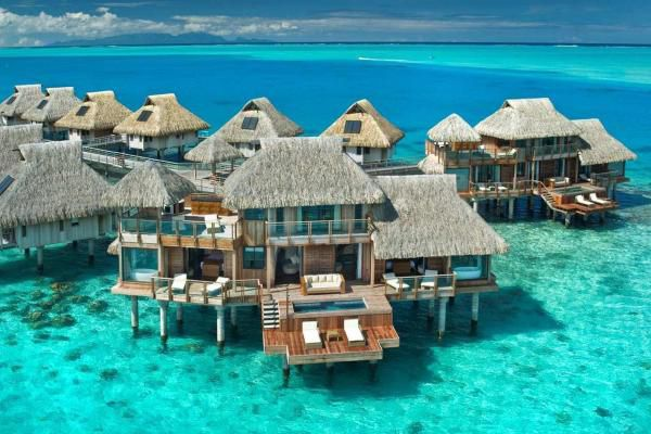 Bora Bora Lagoon Resort And SPA 1
