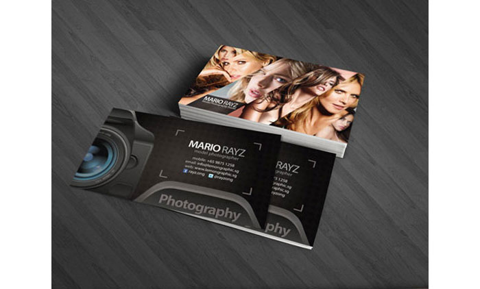 42577648325 Creative Photography Business Cards - 31 Examples