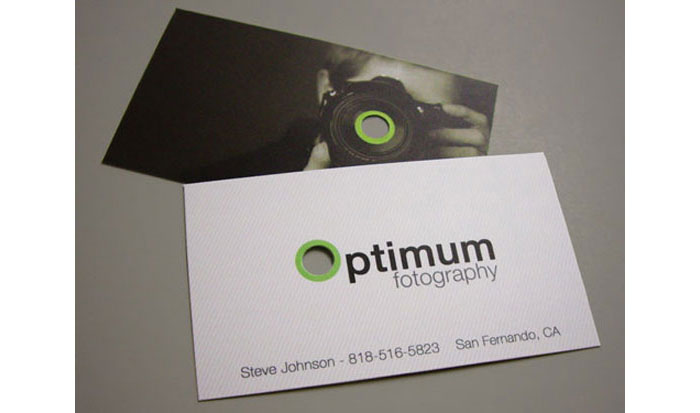 42578114290 Creative Photography Business Cards - 31 Examples