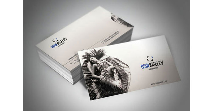 42578135006 Creative Photography Business Cards - 31 Examples