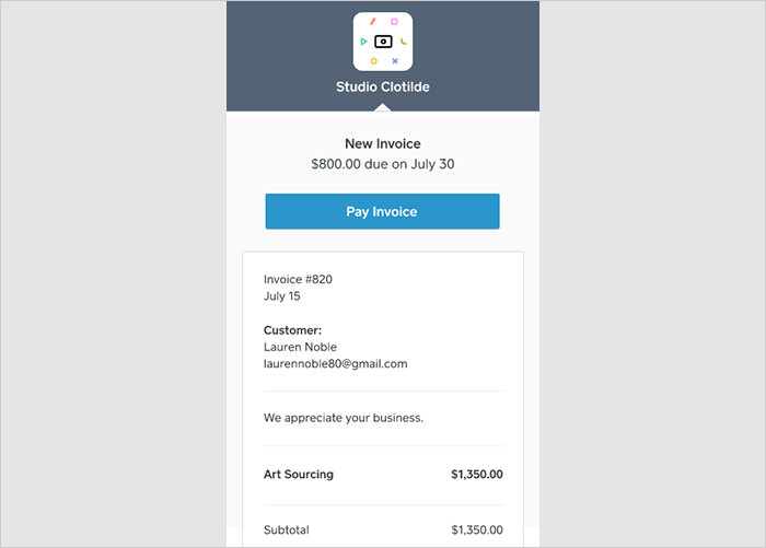 Features for B2B Mobile App