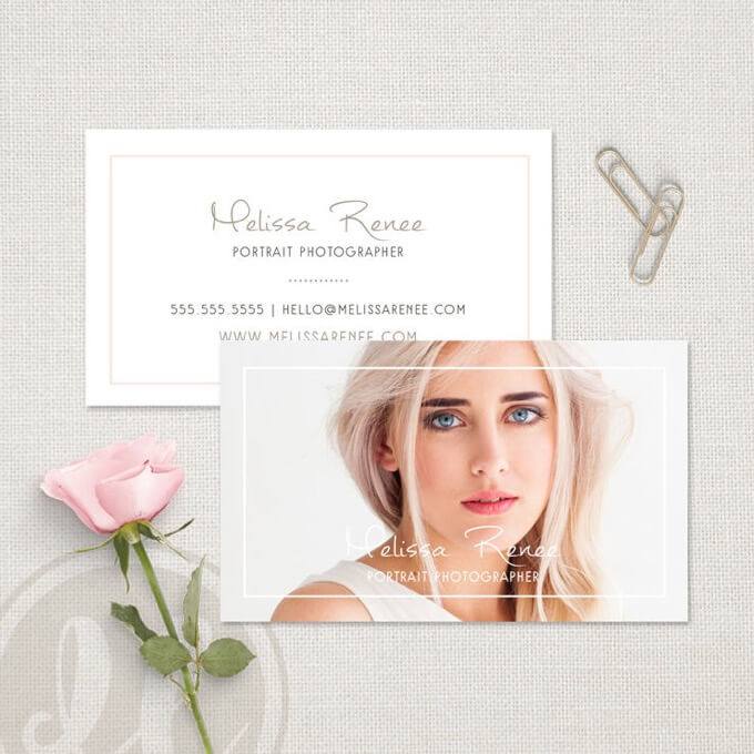 digiluxedesign - Photography Business Card Template